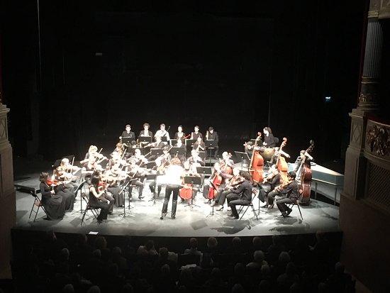 Rochefort, Francia: Concert avec Amandine Beyer