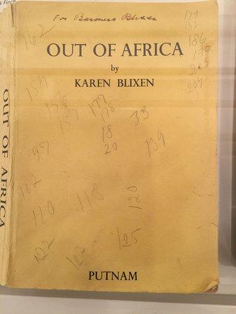 Rungsted, Denmark: The Karen Blixen Museum