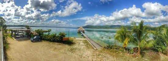 El Remate, Guatemala: Hotel El Muelle