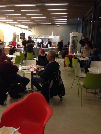 Laugarvatn, Island: Cafeteria style good food