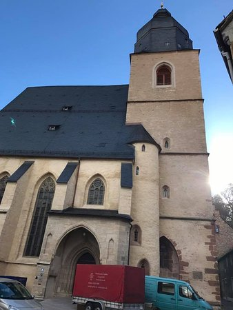 St. Peter and Paul, Eisleben