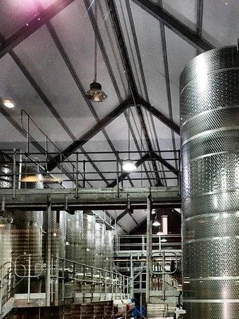 Tokai, South Africa: Winetank
