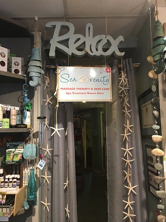 Bradenton Beach, FL: Sea-renity Beach Spa & Eco Boutique