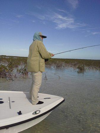Andros: Way to go, fish  on Doug