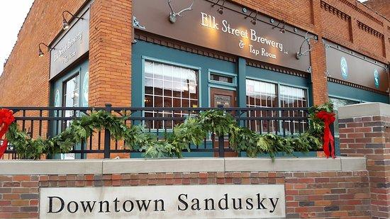 Sandusky, MI: Elk Street Brewery