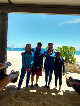 Viti Levu, Fiji: our family