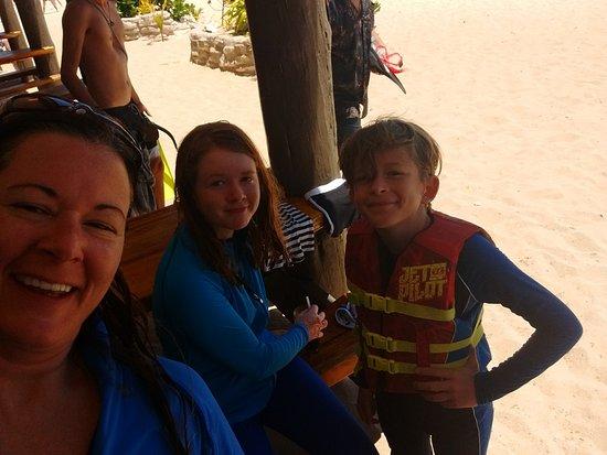 Viti Levu, Fiji: happy kids