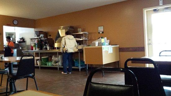 Menard, TX: Ojeda's Cafe