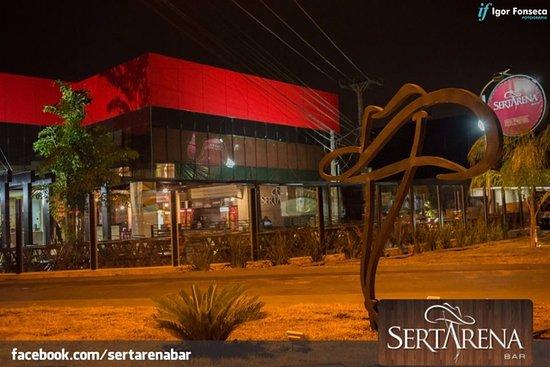 Sertarena Bar