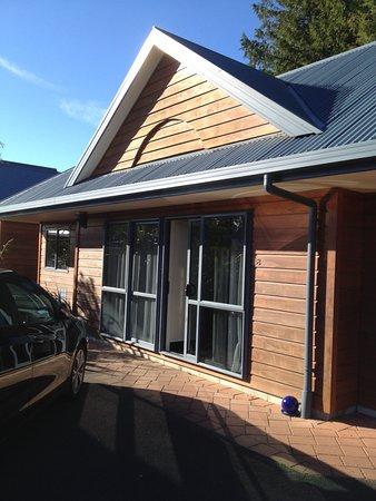 Ohakune, Nieuw-Zeeland: Our unit