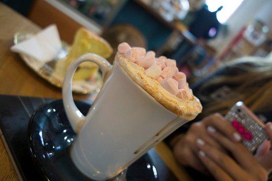Crianlarich, UK: marshmallow delight