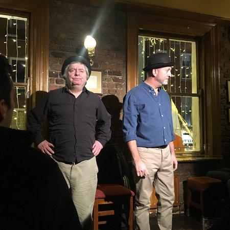 Dublin Literary Pub Crawl : Waiting for Godot