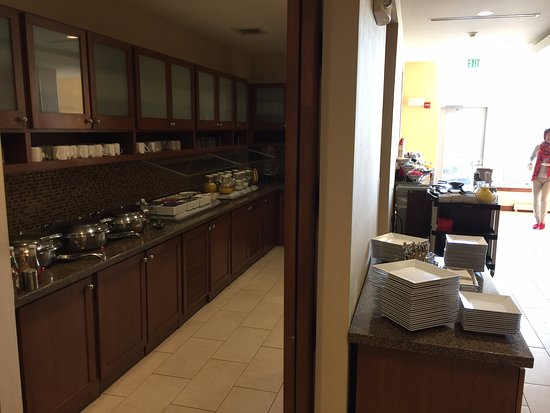 ออโรรา, โคโลราโด: Buffet area