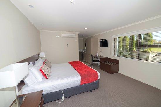 Stratford, Nieuw-Zeeland: Amity Court Motel