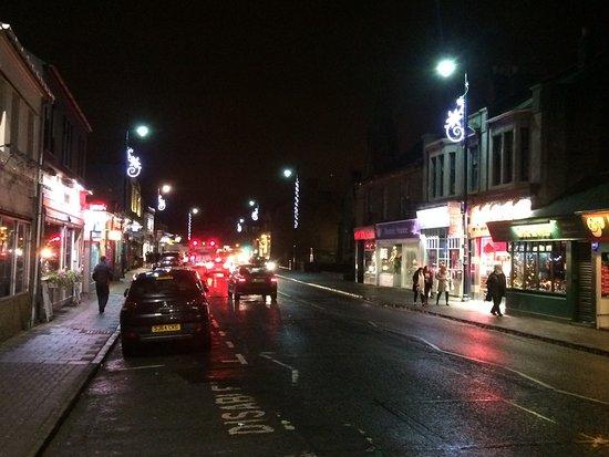 Prestwick Main Street