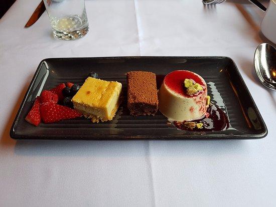 South Melbourne, أستراليا: dessert