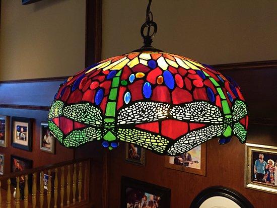 Royal Oak, Мичиган: Colorful lampshades