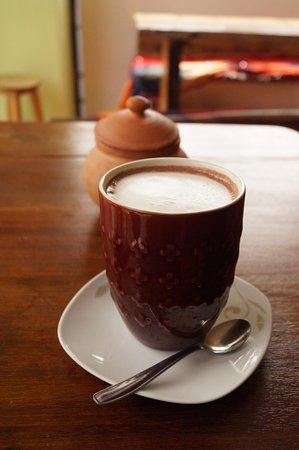 The Kallari Cafe : Kallari's one saving grace...