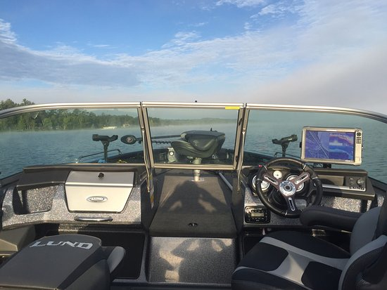 Walker, MN: A few pics of happy customers and LOA boats in action.