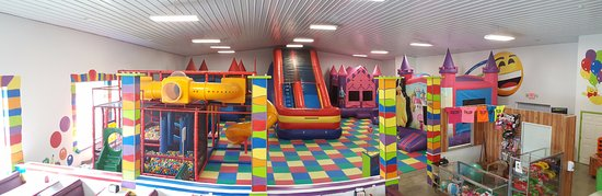 New Castle, IN: Bounce Area