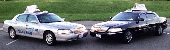 AC Checker LLC: Two more Lincoln Town Car Taxicabs in our fleet