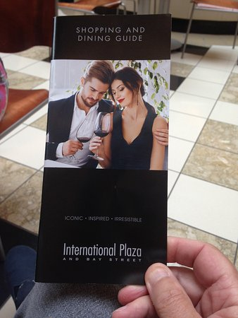 Directory but no map! - Picture of International Plaza and Bay ...