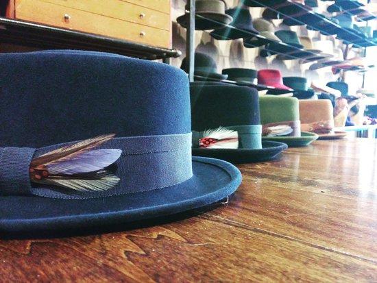 3a892e1d East Village Hats - Picture of East Village Hats, New York City ...
