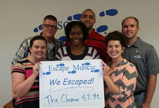 Muncie, IN: Fun, down to the wire!
