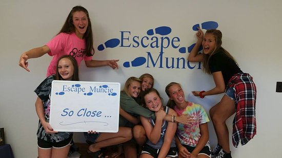 Muncie, IN: Escape or not, it's always fun!