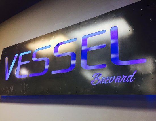 Keep an eye out for VESSEL while you visit downtown Brevard!