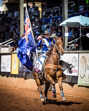 Mount Isa Mines Rodeo
