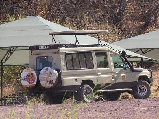 Tamaqua, Πενσυλβάνια: Open Africa Safaris