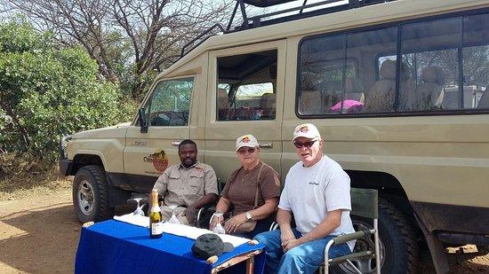 Tamaqua, Pensilvania: Open Africa Safaris