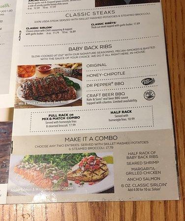 chili s grill bar poplar memphis menu prices restaurant reviews tripadvisor