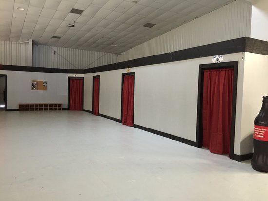 Denton, TX: Our awesome NEW Private Party Rooms
