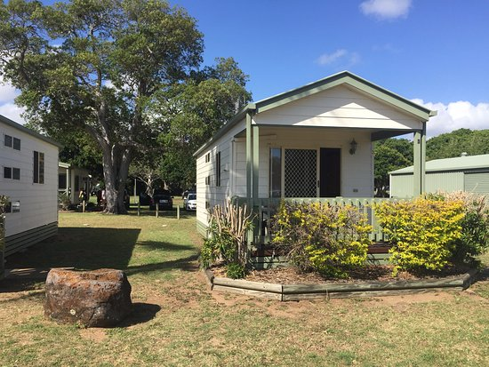Bargara Beach Caravan Park: One bedroom cabin