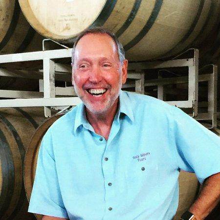 Walla Walla, Вашингтон: This is me, Jim Wright, proprietor of Tesla Winery Tours.