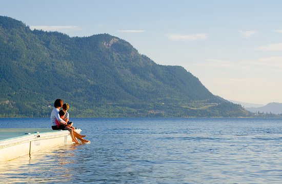Chase, Kanada: The perfect family escape