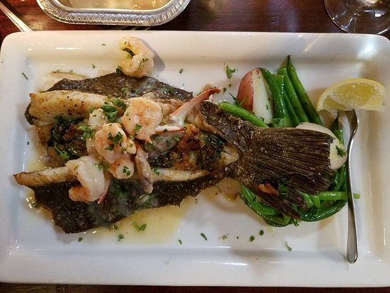 Stuffed Flounder Picture Of Pappadeaux Seafood Kitchen