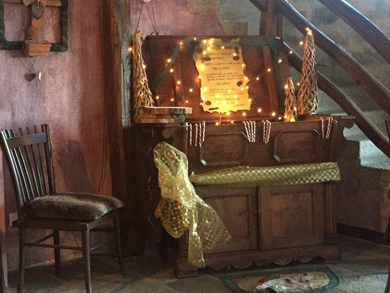 Madonna del Sasso, Italia: Il Barchetto, menù di Natale e capodanno. Vi aspettiamo !!!'n