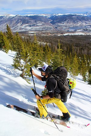 Dillon, CO : Learn the basics of backcountry travel.