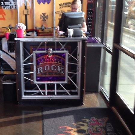Puyallup, WA: The Rock