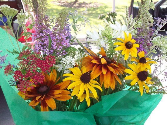 Lansing, Estado de Nueva York: Bouquets to go!