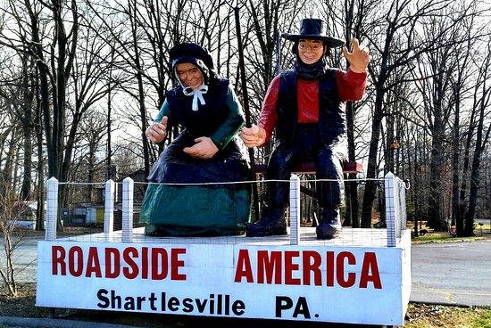 Shartlesville, PA: Roadside sign2_large.jpg