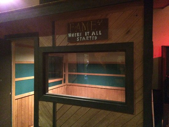 Muscle Shoals, AL: Inside Studio A