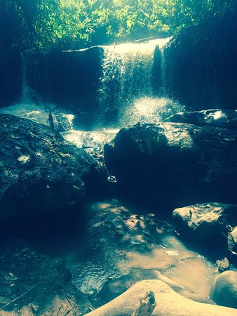 Kintampo Falls: cascade n°1