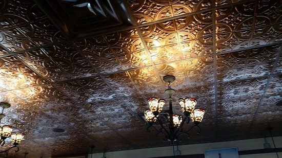 West Hartford, CT: Tin Ceiling Take II