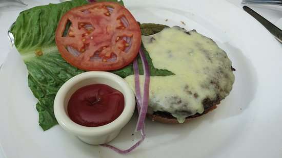 Mon Ami Gabi: Cheese Burger