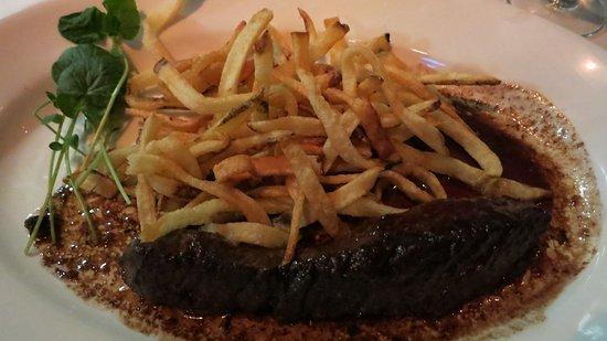 Mon Ami Gabi: Hanger Steak