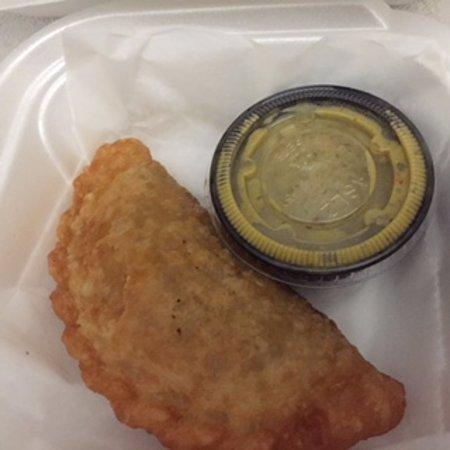 Overland Park, KS: Beef Empanada